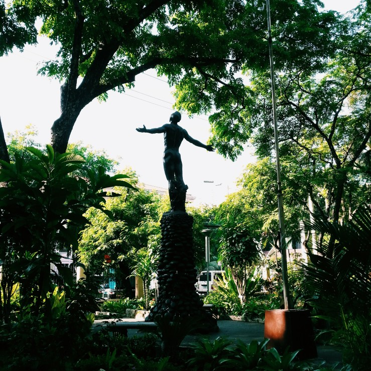 Oblation, 2014.