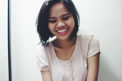 Short hair, don't care.
